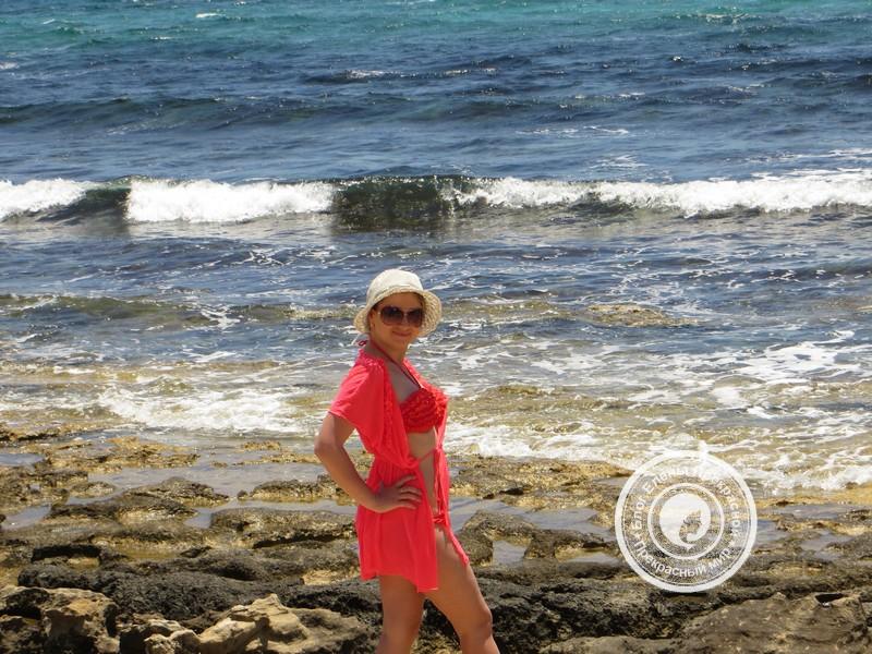 Пляж Макронис