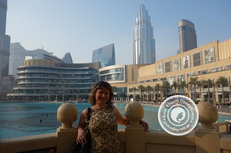 Дубаи Молл (Dubai Mall)
