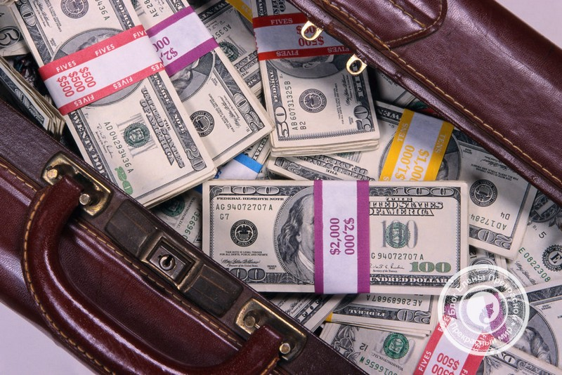 Кошелек для привлечения денег и богатства по фен шуй