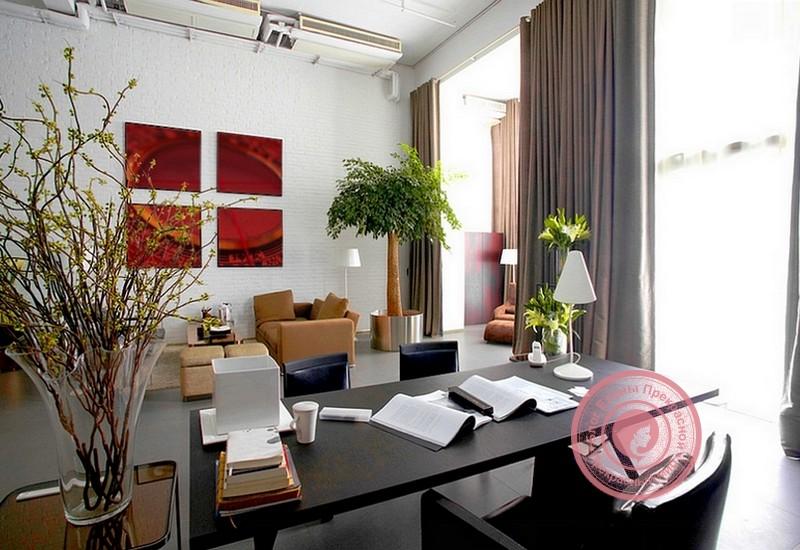 зона карьеры в квартире и офисе