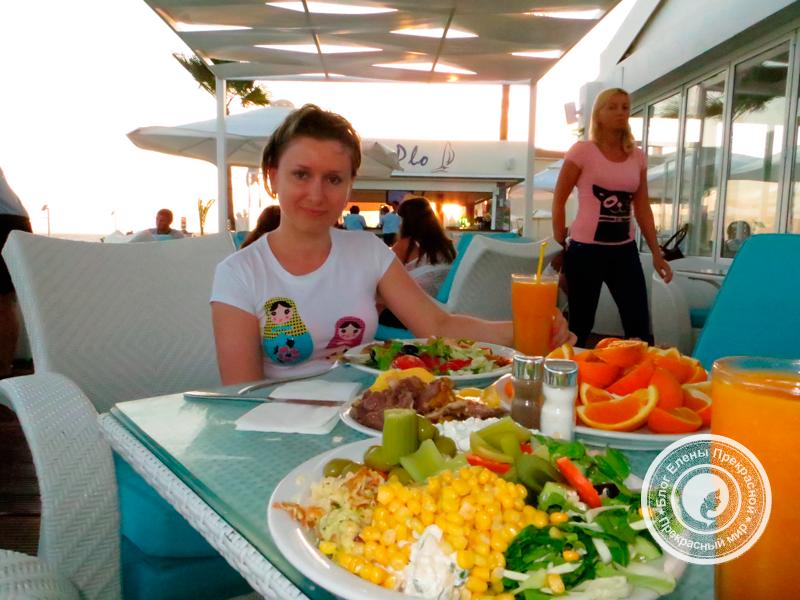 Национальная кухня на Кипре