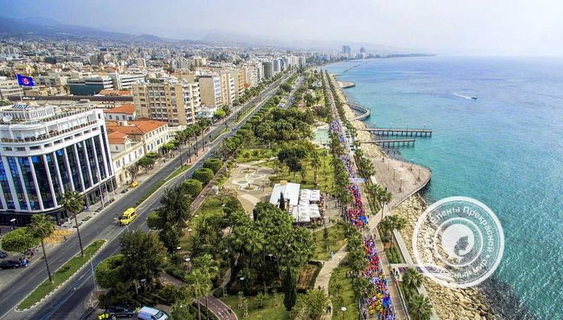 Лимассол - экономический и курортный центр на Кипре