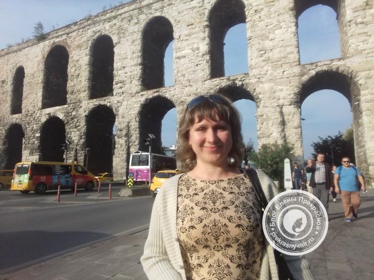 Византийский акведук Валента