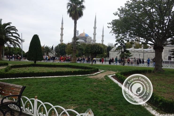 Площадь Сулеймание