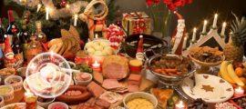новый год рецепты
