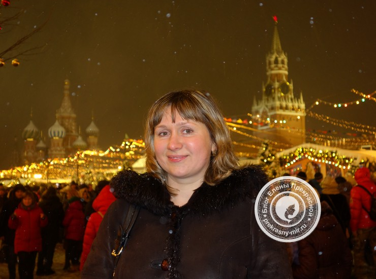 ГУМ ярмарка на Красной площади