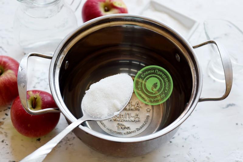 Перец маринованный с яблоками на зиму рецепт с фото