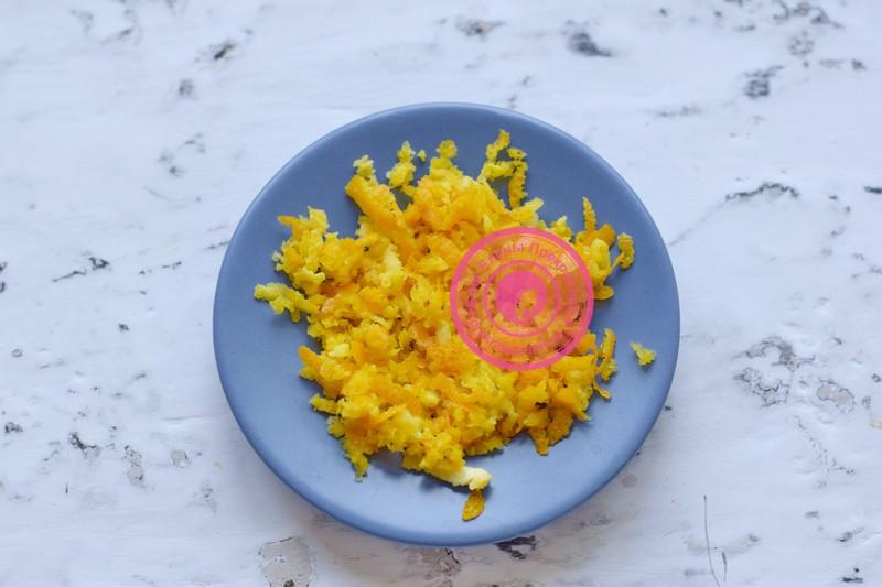 яблочно-апельсиновое варенье рецепт пошагово