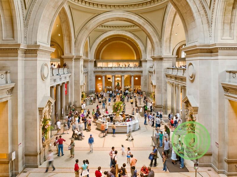 Самые знаменитые музеи Нью-Йорка