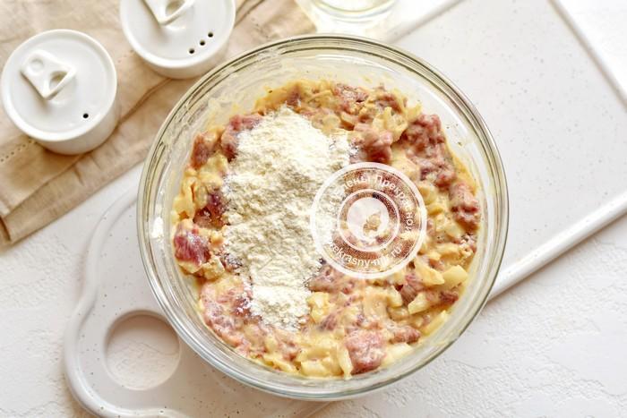 Рубленные котлеты из телятины рецепт с фото
