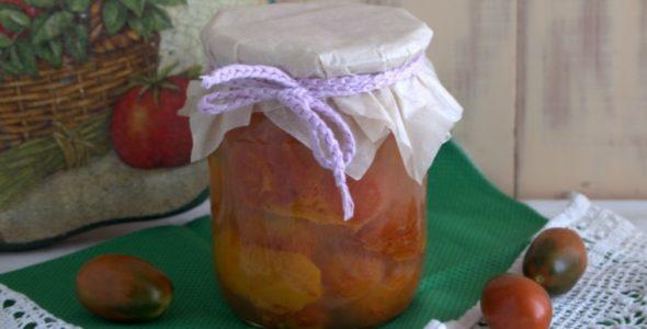 Миниатюра к статье Заготовливаем жареные помидоры на зиму по специальному рецепту без уксуса и кислоты