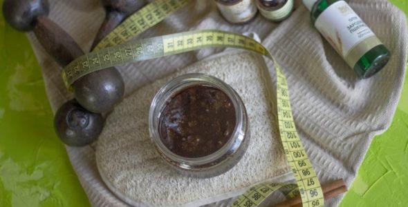 Миниатюра к статье Лучшая хенд-мейд косметика: кофейный скарб с корицей и медом в домашних условиях