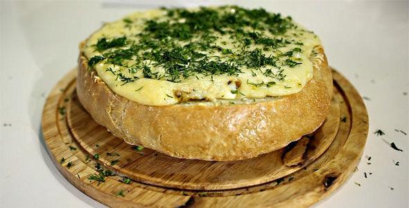 Миниатюра к статье Фаршированный хлеб— рецепт итальянской кухни от ведущих шеф-поваров!