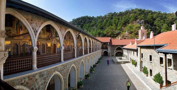 Миниатюра к статье Мое впечатление о святынях православного Кипра. Монастырь Киккос