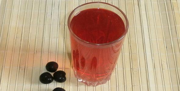 Миниатюра к статье Рецепт вишневого компота с кислинкой с фото— готовим быстро и вкусно!