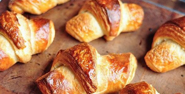 Миниатюра к статье Удивительный вкус бесподобных французских круассан на завтрак— фото-рецепт для гурманов