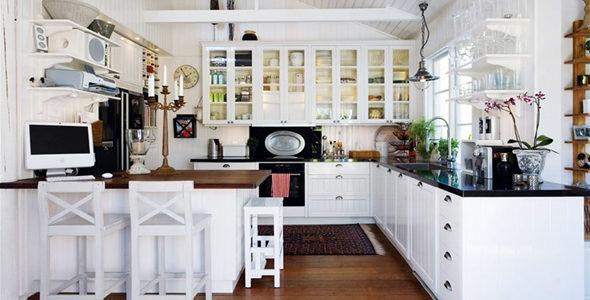 Миниатюра к статье Как есть счастье полной ложкой или кухня по фен шуй