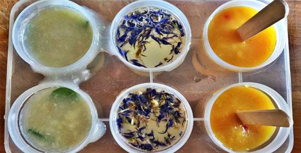 Миниатюра к статье Домашнее фруктовое мороженное— рецепт летнего удовольствия