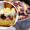 Миниатюра к статье Рецепт праздничного пирога «Вишневый шик» осчастливит ваших близких!