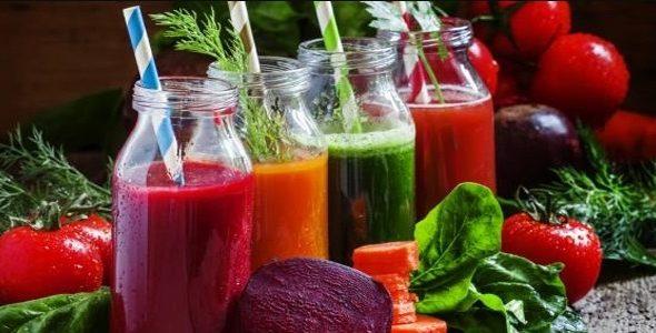 Миниатюра к статье 25 рецептов овощных смузи для блендера— витамины в собственном соку!